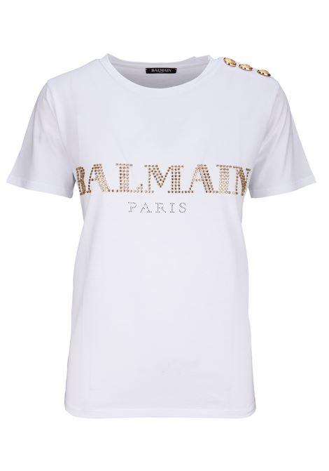 T-shirt Balmain Paris BALMAIN PARIS | 8 | 138150558MC0001