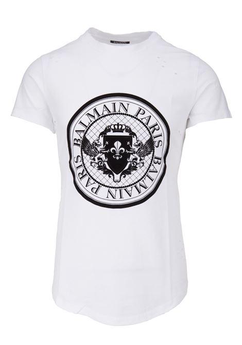 Balmain Paris t-shirt BALMAIN PARIS | 8 | S8H8135J159100