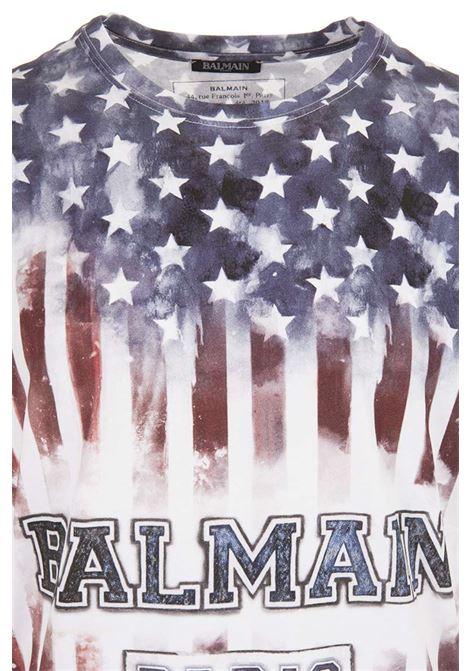 T-shirt Balmain Paris