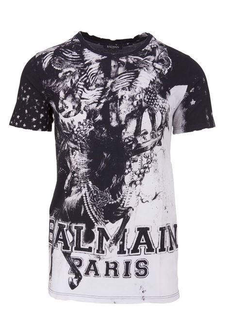 T-shirt Balmain Paris BALMAIN PARIS | 8 | S8H8601I087181