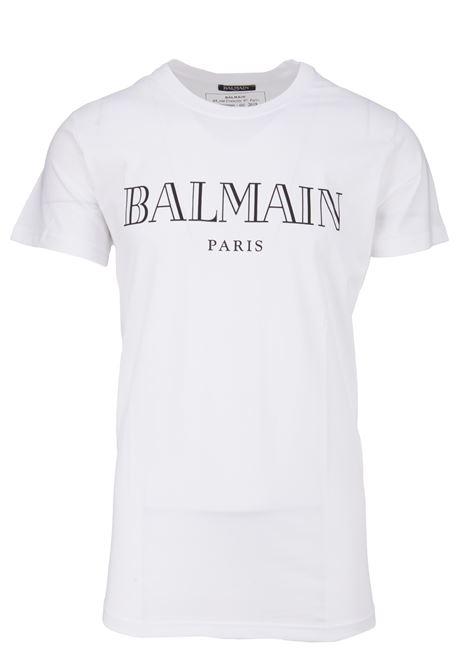 Balmain Paris t-shirt BALMAIN PARIS | 8 | S8H8601I157100