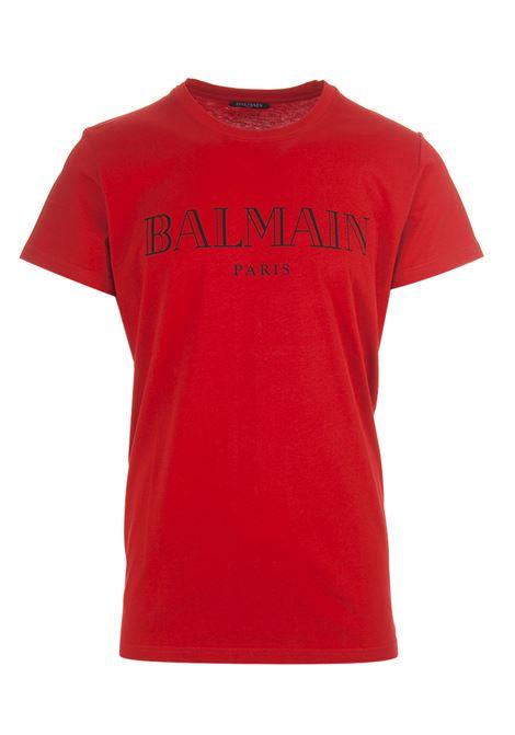 Balmain Paris t-shirt BALMAIN PARIS | 8 | S8H8601I157132