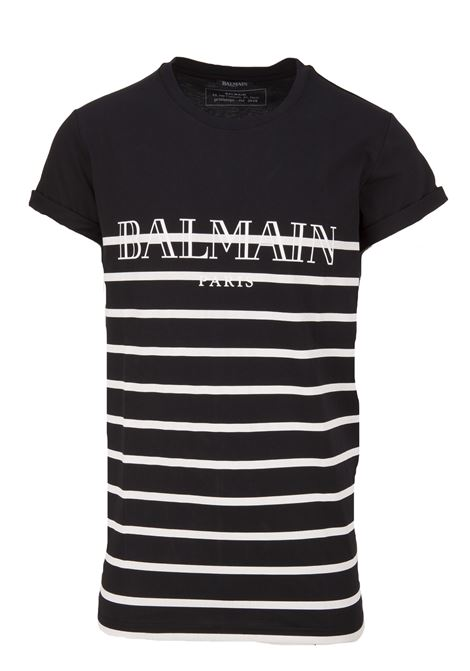 T-shirt Balmain Paris BALMAIN PARIS | 8 | S8H8601I158181
