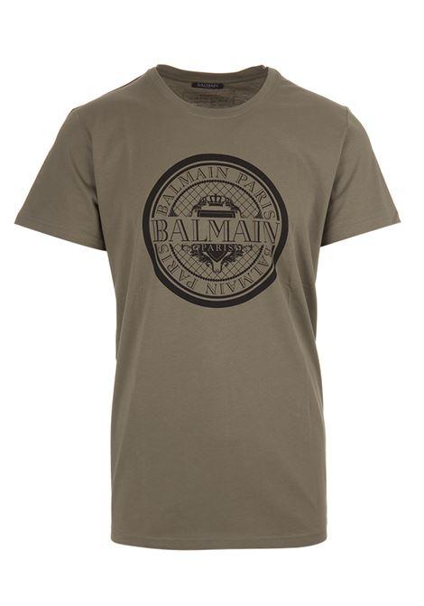 T-shirt Balmain Paris BALMAIN PARIS | 8 | S8H8601I161147