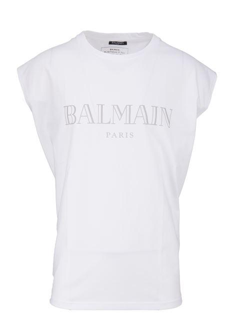 T-shirt Balmain Paris BALMAIN PARIS | 8 | S8H8611I157100