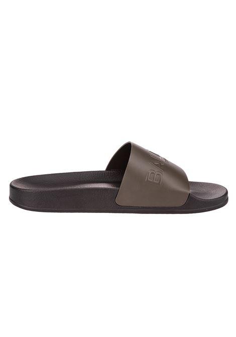 Pantofole BALMAIN PARIS BALMAIN PARIS | -132435692 | S8HC119PVSY147