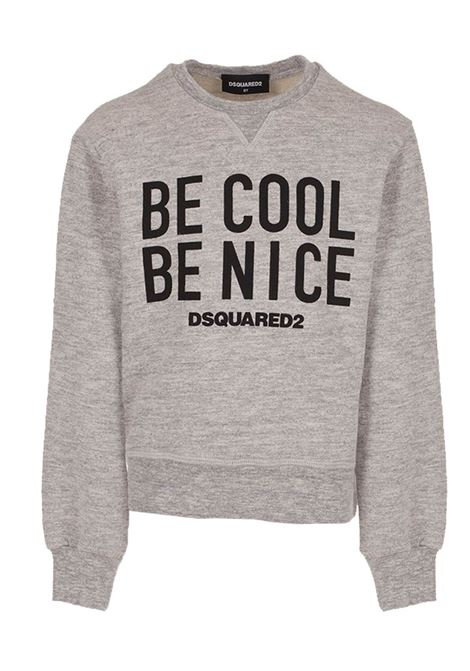 Dsquared2 junior sweatshirt Dsquared2 Junior | -108764232 | DQ033XD00CDDQ911
