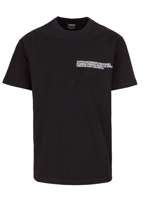 T-shirt CALVIN KLEIN 205W39NYC CALVIN KLEIN205W39NYC | 8 | 82MWTA85C133001