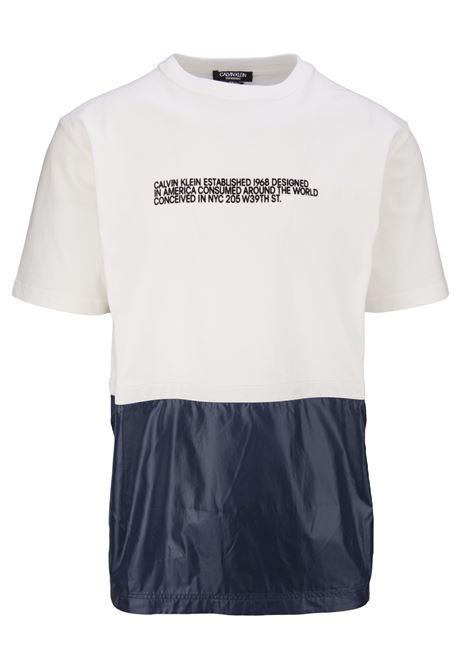 CALVIN KLEIN 205W39NYC T-shirt CALVIN KLEIN205W39NYC | 8 | 82MWTB24C133D101