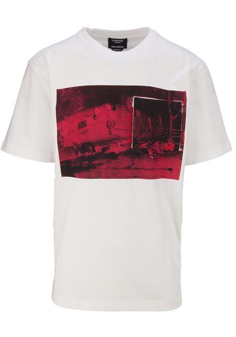 CALVIN KLEIN 205W39NYC T-shirt CALVIN KLEIN205W39NYC | 8 | 82MWTB70C133160