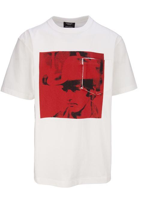 CALVIN KLEIN 205W39NYC T-shirt CALVIN KLEIN205W39NYC | 8 | 82MWTB97C133120