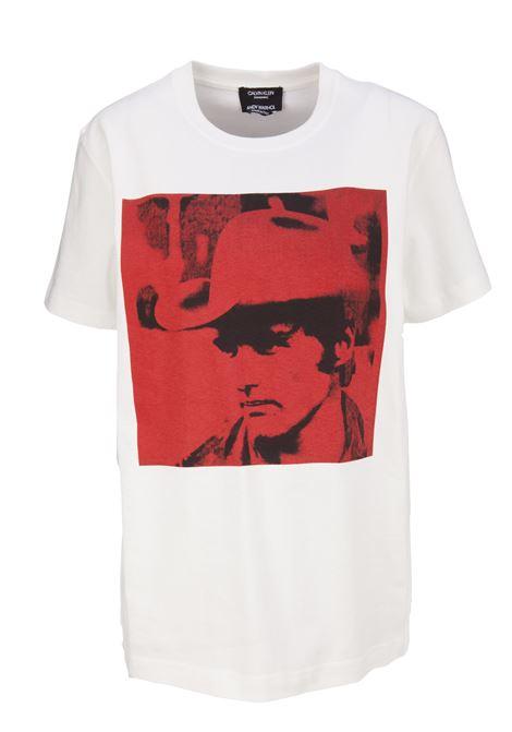 T-shirt CALVIN KLEIN 205W39NYC CALVIN KLEIN205W39NYC | 8 | 82WWTC03C133120