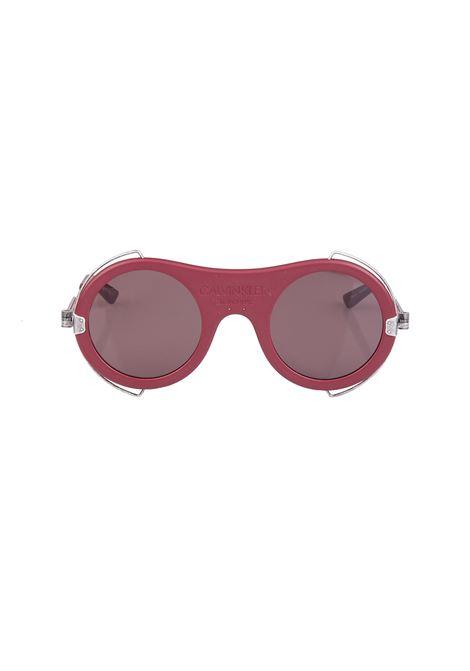 CALVIN KLEIN 205W39NYC Sunglasses CALVIN KLEIN205W39NYC | 1497467765 | CKNYC1875SRBURGUNDY