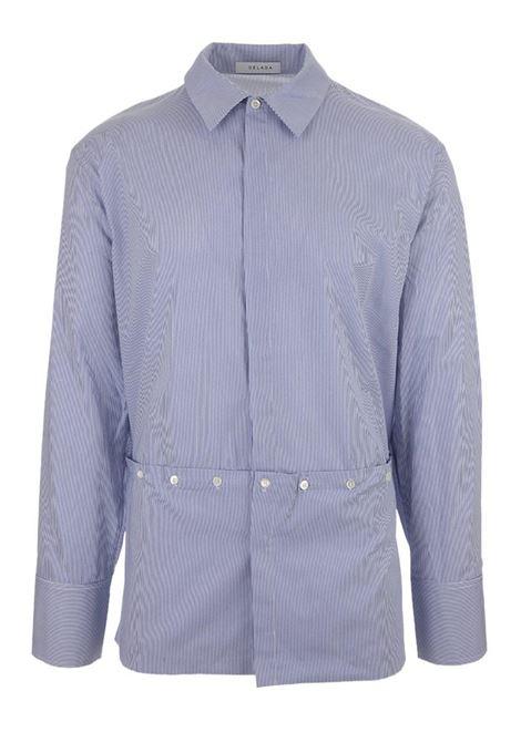 Delada shirt Delada | -1043906350 | DMS3SH01BLUE