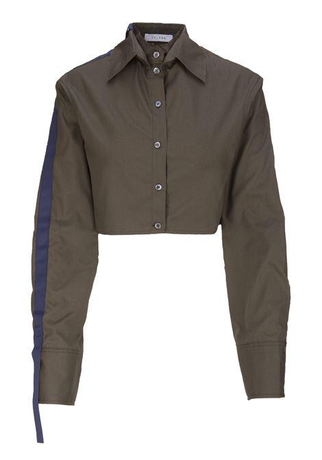 Delada Shirt Delada | -1043906350 | DWS3SH06COKHAKI