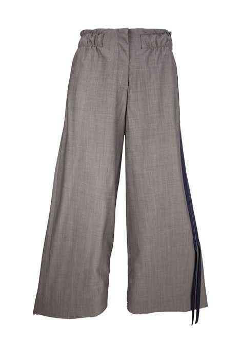Delada Trousers Delada | 1672492985 | DWS3TR03GREY