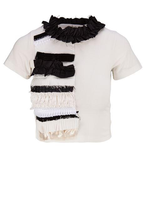 Dilara Findikoglu T-shirt Dilara Findikoglu | 8 | LACEWHITE