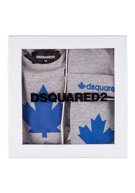 Set Dsquared2 Junior Dsquared2 Junior | 158 | DQ01MND00G0DQ979