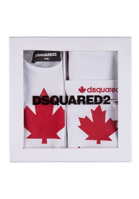 Dsquared2 Junior Kit Dsquared2 Junior | 158 | DQ01MND00G1DQ100