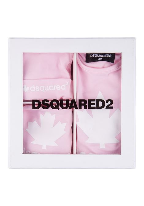 Dsquared2 Junior Kit Dsquared2 Junior | 158 | DQ01MND00G1DQ302