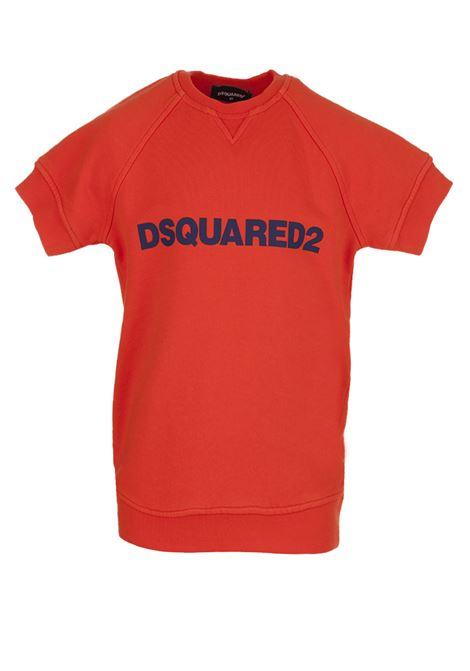 Felpa Dsquared2 Junior Dsquared2 Junior | -108764232 | DQ02MZD00MTDQ254