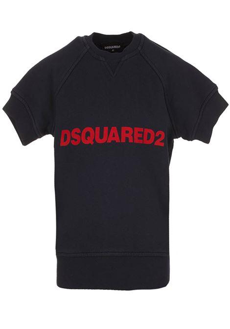 Felpa Dsquared2 Junior Dsquared2 Junior | -108764232 | DQ02MZD00MTDQ858