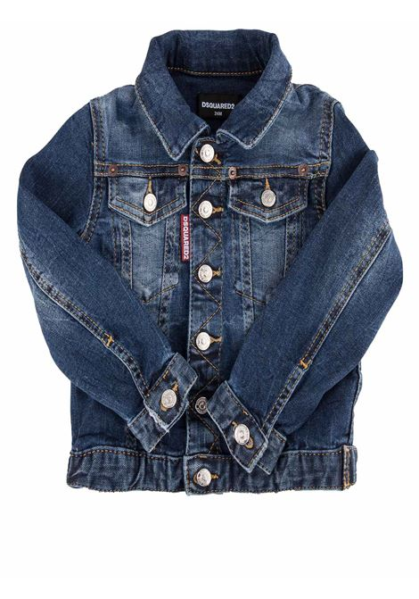 Dsquared2 Junior Jacket Dsquared2 Junior | 13 | DQ02P4D00N8DQ01