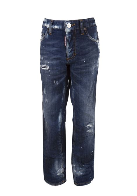 Jeans Dsquared2 Junior Dsquared2 Junior | 24 | DQ02PFD00R3DQ01