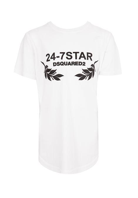 T-shirt Dsquared2 Junior Dsquared2 Junior | 8 | DQ02SCD00MRDQ100