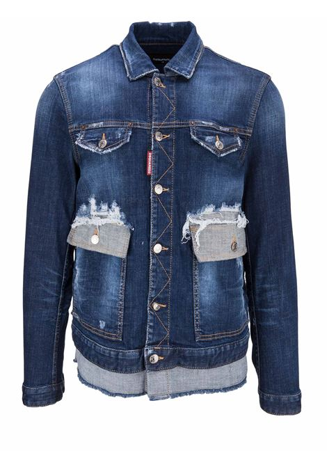 Dsquared2 Jacket Dsquared2 | 13 | S71AM0908S30342470