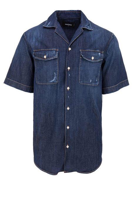 Dsquared2 shirt Dsquared2 | -1043906350 | S71DM0146S30341470