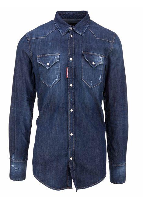 Dsquared2 shirt Dsquared2 | -1043906350 | S71DM0149S30341470