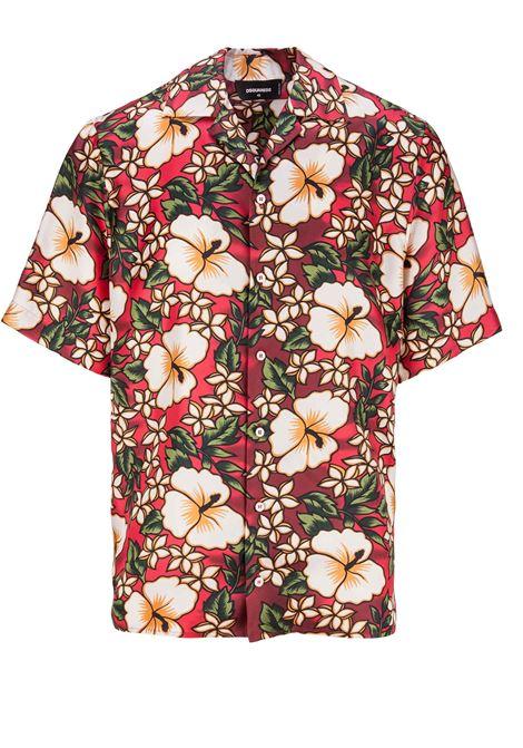 Dsquared2 Shirt Dsquared2   -1043906350   S71DM0195S48776002S