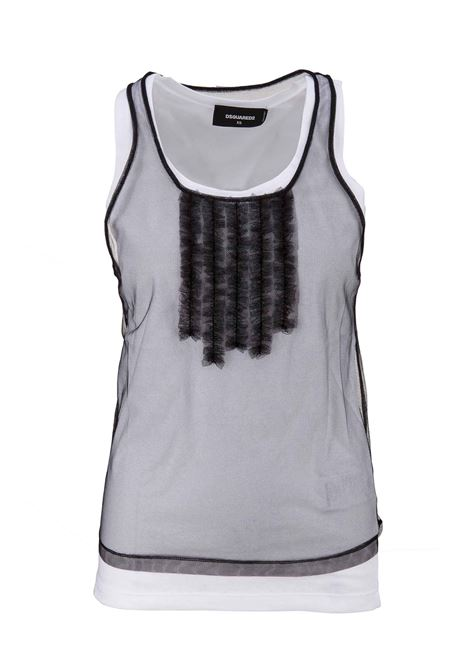 Dsquared2 Tank top Dsquared2 | -1740351587 | S72FZ0051STJ233966
