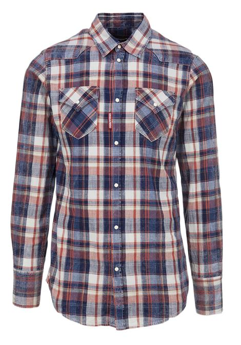 Dsquared2 Shirt Dsquared2 | -1043906350 | S74DM0110S48453001F