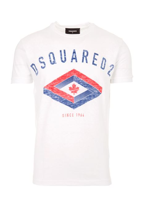 Dsquared2 t-shirt Dsquared2 | 8 | S74GD0370S22507100