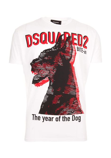 T-shirt Dsquared2 Dsquared2 | 8 | S74GD0402S22427100