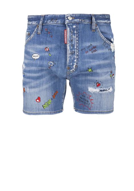 Dsquared2 shorts Dsquared2 | 30 | S74MU0482S30342470