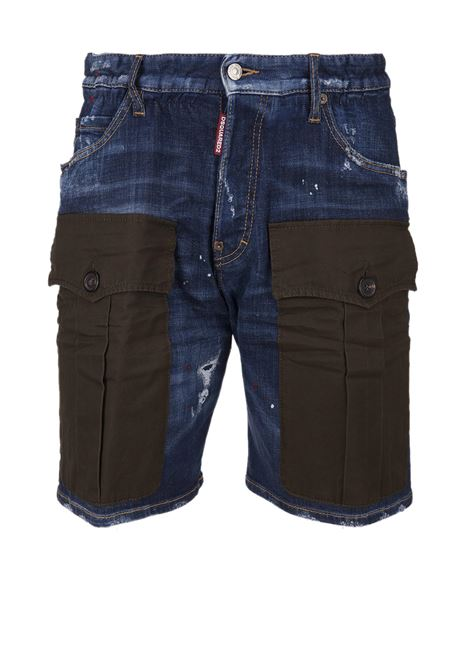 Dsquared2 shorts Dsquared2 | 30 | S74MU0483S30342470