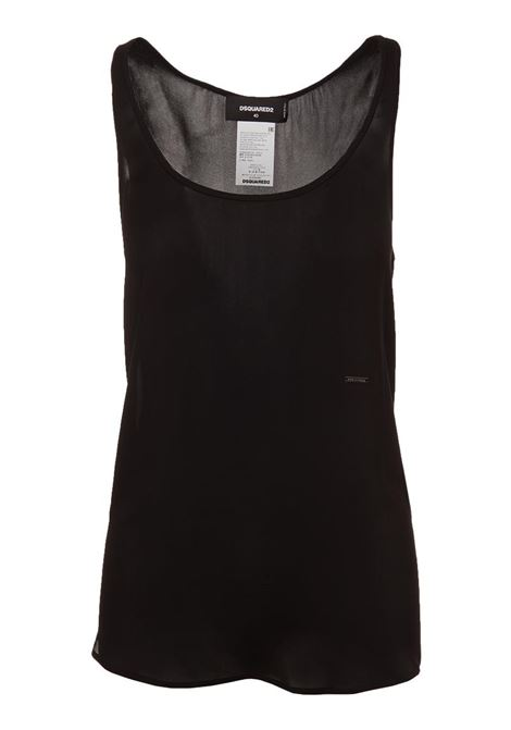 Dsquared2 tank top Dsquared2 | -1740351587 | S75NC0679S40249900