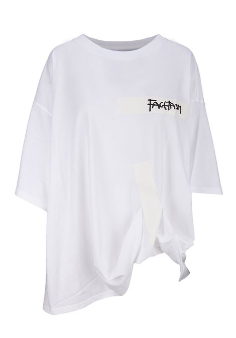T-shirt Facetasm Facetasm | 8 | RBTEEU22WH