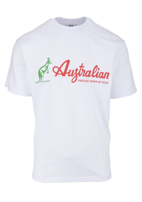 GCDS T-shirt GCDS | 8 | SS18M01AU0601