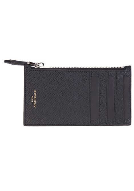Portacarte Givenchy Givenchy | 633217857 | BK06049121001