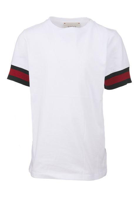 T-shirt Gucci Junior Gucci Junior | 8 | 410012X57199060