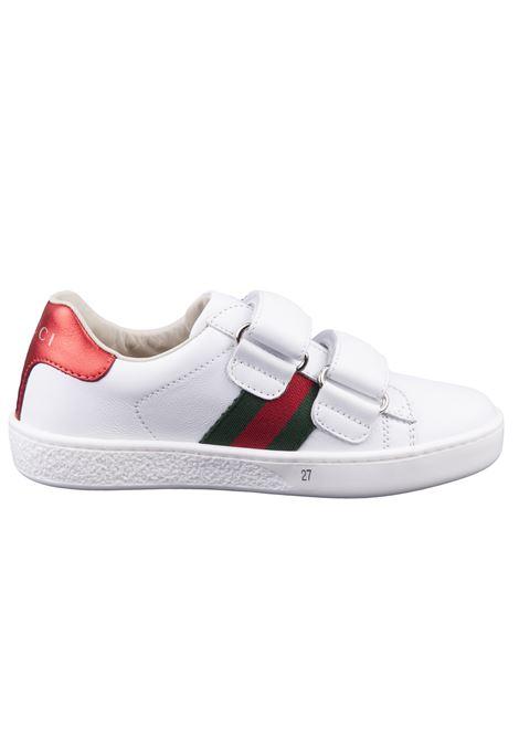 Sneakers Gucci Junior Gucci Junior | 1718629338 | 455448CPWP09085