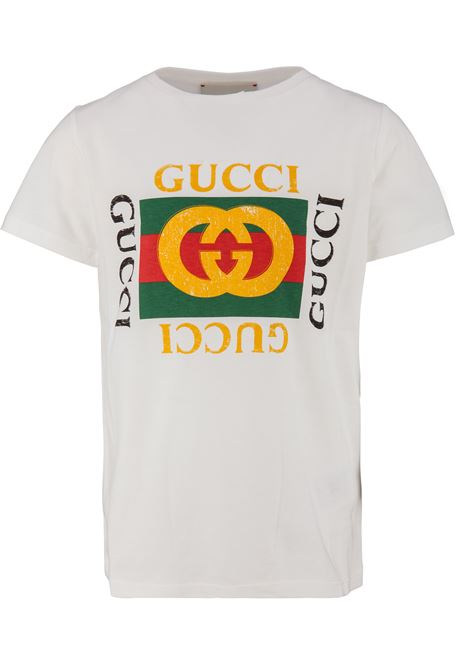 T-shirt Gucci Junior Gucci Junior | 8 | 475740X3G179112