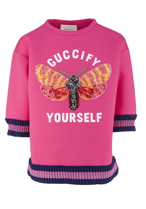 Felpa Gucci Junior Gucci Junior | -108764232 | 508442X9Q125516