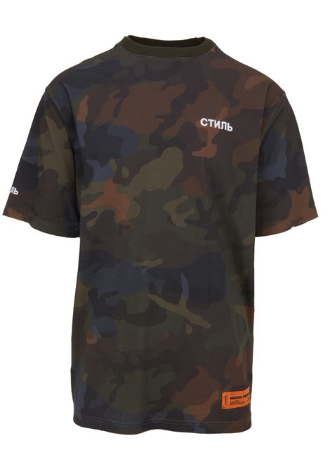 Heron Preston T-shirt Heron Preston | 8 | AA001S186600108801