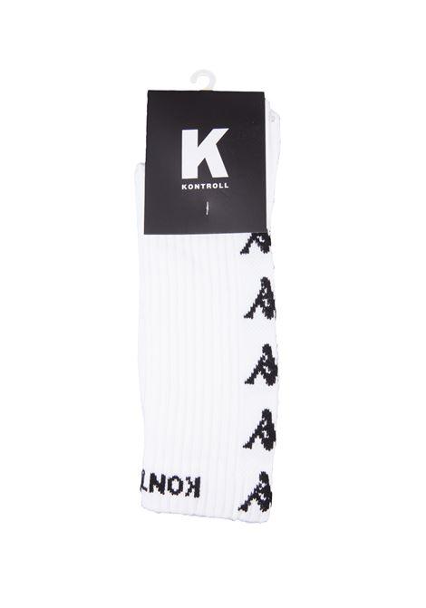 Kappa Kontroll Socks Kappa Kontroll | -1289250398 | 303W040900