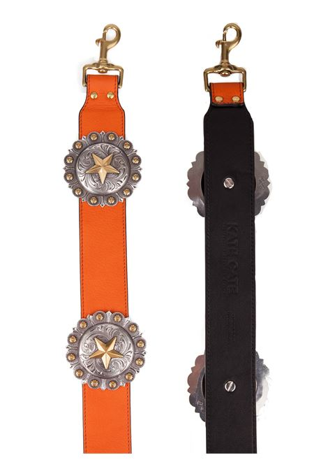 Kate Cate belt Kate Cate | 1218053011 | D073ORANGEBLACK
